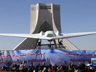 New Iran Drone = Old US Drone?