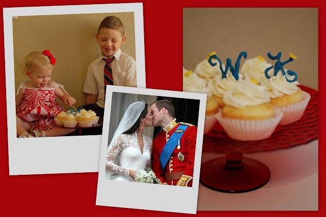 royal wedding cupcakes. royal wedding cupcakes. the