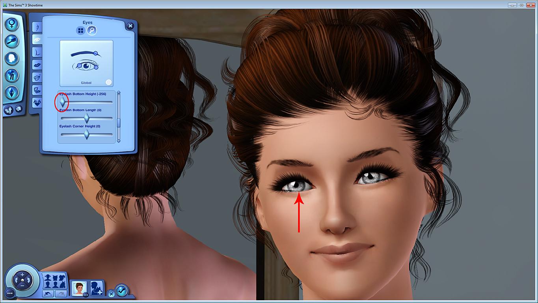 "Eyes, eyes baby xD - 3D eyelashes ""tutorial"" *UPDATED* 06+Eyelash+bottom+height+minimum"