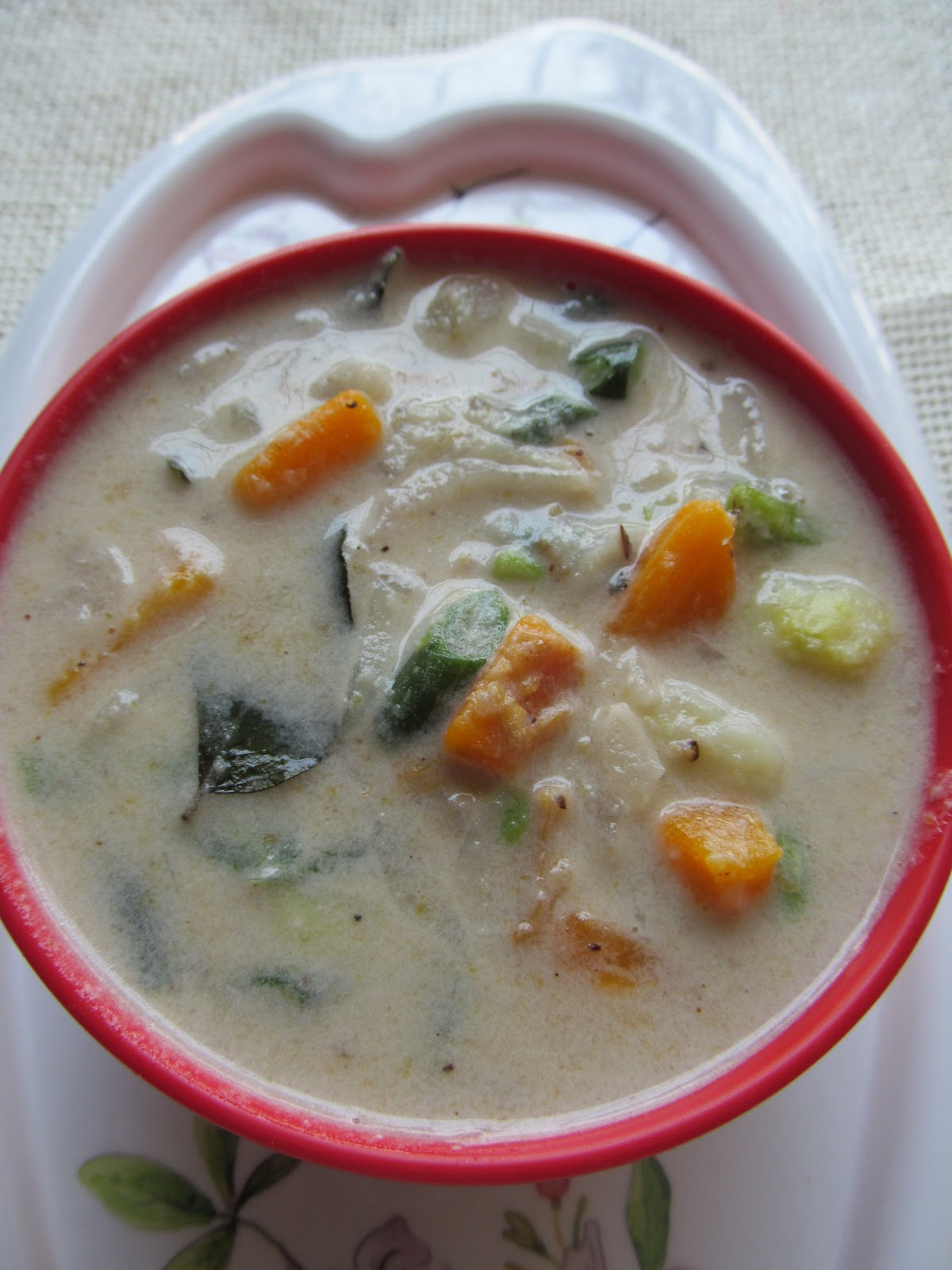 Roasted Vegetable Stew With Coconut Milk Recipes — Dishmaps