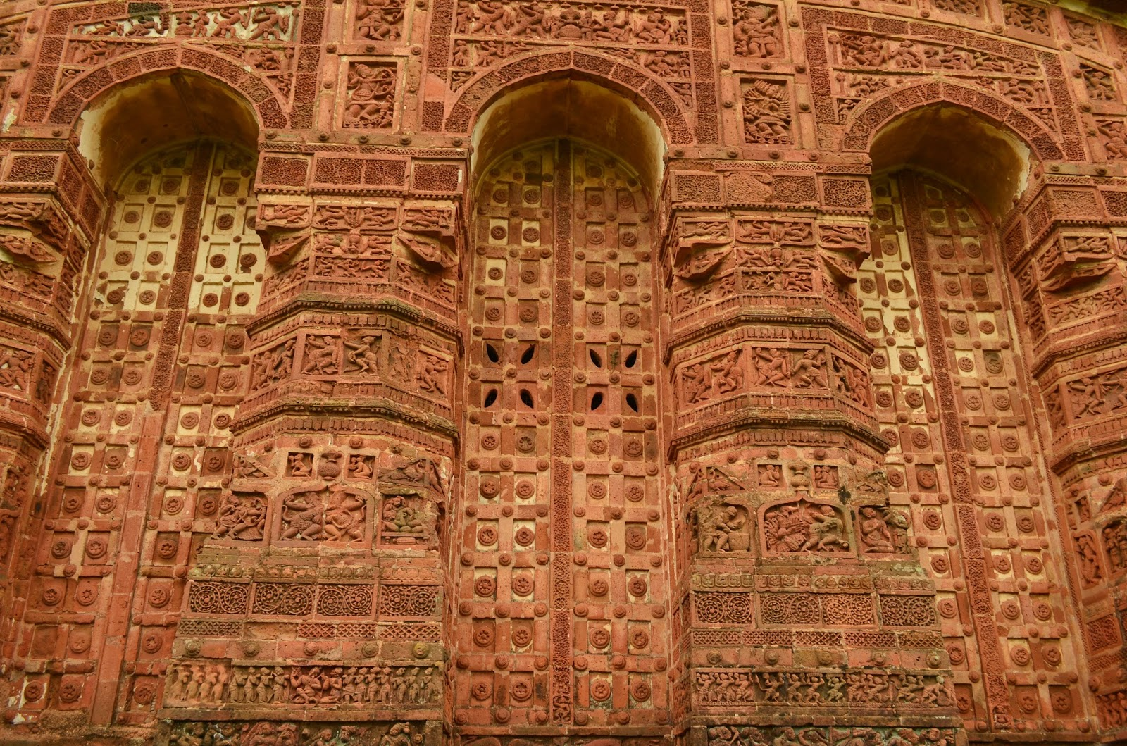 laterite stone Decoration works