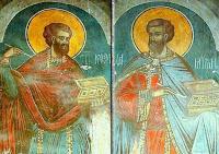 Sfintii Cosma si Damian - Doctorii fara arginti