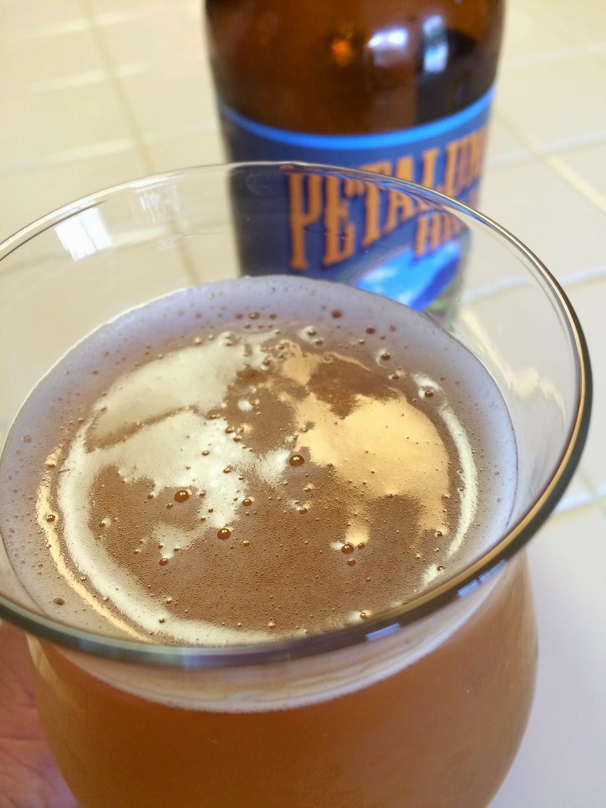 Petaluma Hills Belgian blonde ale 2