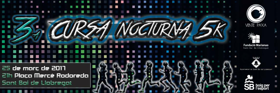 3a Cursa Nocturna 5K VPK