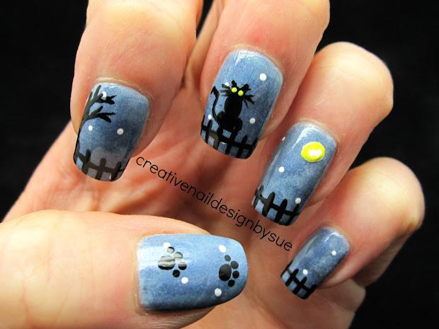 creative nail design sue fall