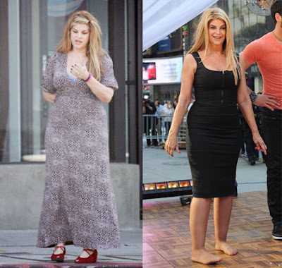 This Is What DWTS Did To Kirstie Alley's Body!