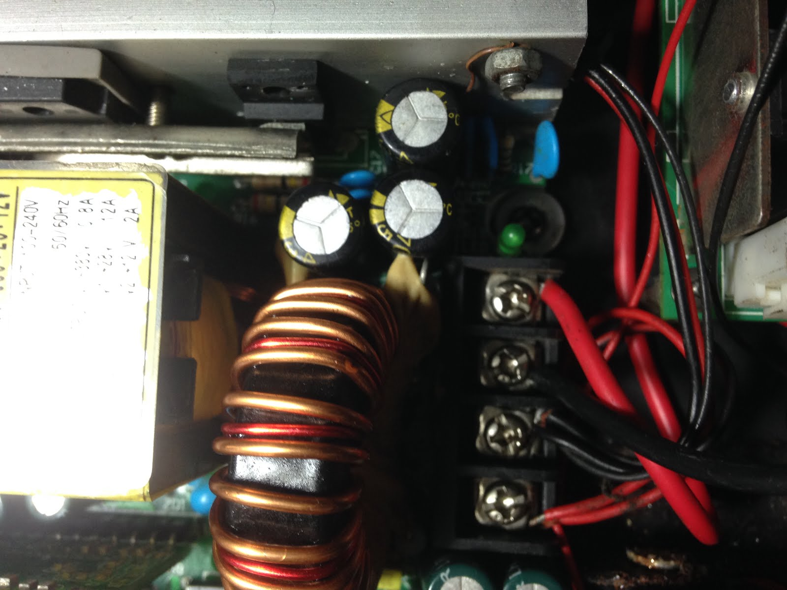 Beam 200 R5  Sharp macetes para conserto