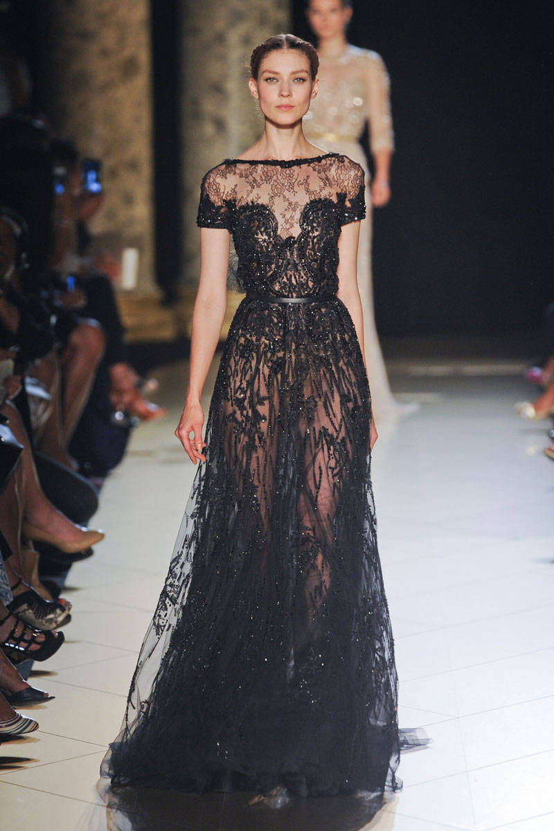 Rhyme reason holiday wear elie saab evening wear for Couture a nice