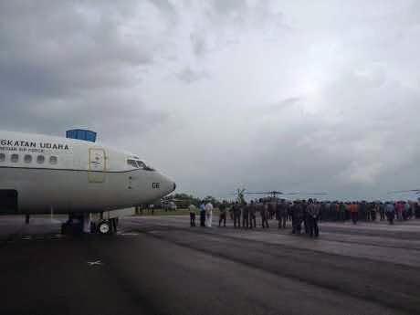 Evakuasi Korban AirAsia Tidak Mudah, Prajurit Kita Bekerja Maksimal