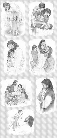 JESUS CRISTO também sorria...
