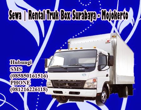 Sewa | Rental Truk Box Surabaya - Mojokerto