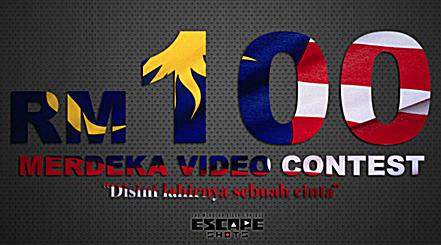 Dapat Ganjaran 8Share RM100 Sertai Merdeka Video Contest, earning 8share, cara share iklan 8share dengan betul, tawaran iklan 8share