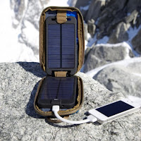 Monkey Adventure Solar Charger: iPad & Cell phone Solar Charger
