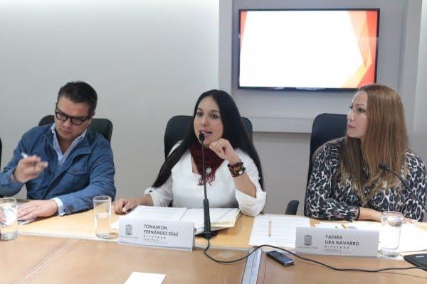 Programas sociales no pueden seguir siendo pago de favores políticos: Tonantzin Fernández