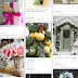 Lots of Christmas Decorating Inspiration - tables, presents & outdoors