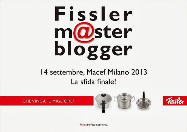fissler m@ster blogger la finale  e c'ero anche io!!!