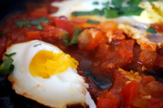 meg-made: #losedaytuesday shakshouka