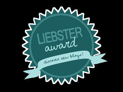 Βραβείο Liebster!!!
