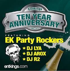 EntKings 10yr Anniversary Mix
