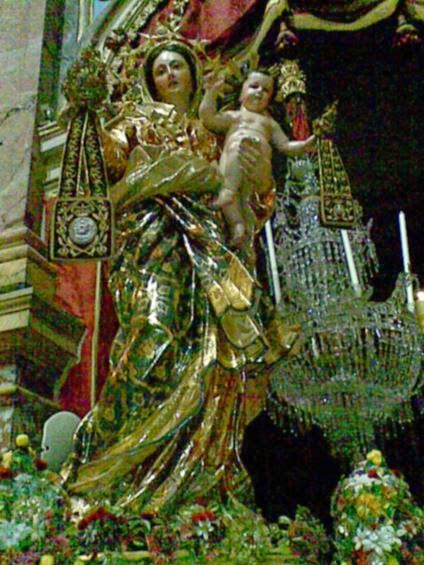 JULY 16 - OUR LADY OF MOUNT CARMEL