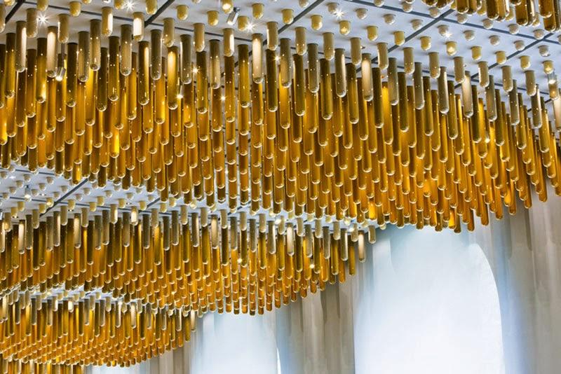 mejores diseños de interiores de bares y restaurantes del mundo, Ametsa with Arzak Instruction