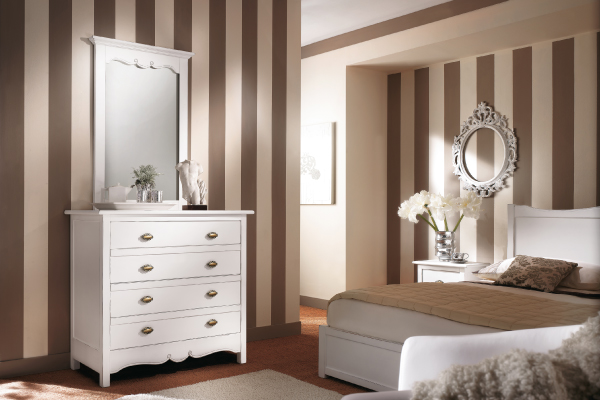 Bagno Shabby Chic Moderno : Gallery of camera letto shabby chic mobiletti bagno moderni