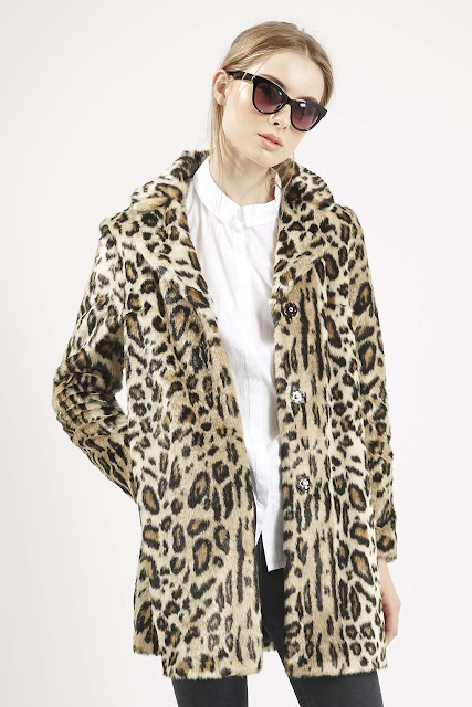 leopard fur coat,