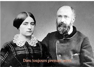 Les saints époux Louis et Zélie Martin