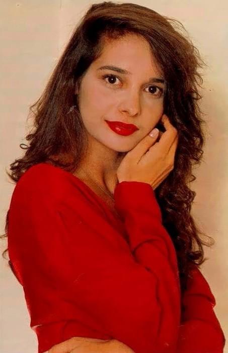 Daniella Perez A Unica Filha Mulher Da Autora Gloria Perez Sempre Quis