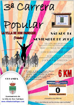 3ª Carrera Popular de La Villa de Don Fadrique