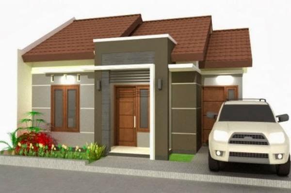 Rumah Minimalis Sederhana Type 54 - Foto Rumah Minimalis Sederhana Type 54