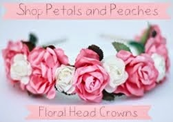 Shop Handmade Floral Head Crowns!