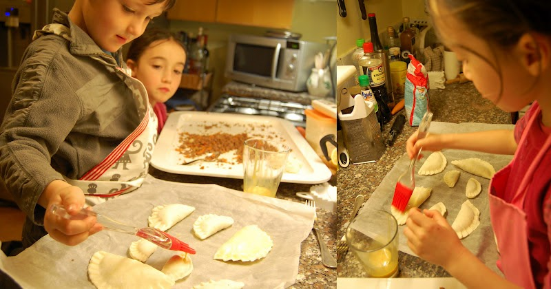 Food fairies due fate in cucina cucinare con i bambini empanadas farciti - Cucinare coi bambini ...