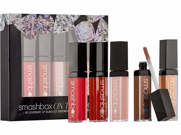 Smashbox On The Rocks Lip Gloss Set