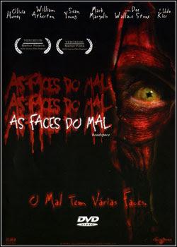 Download - As Faces do Mal DVDRip - AVI - Dual Áudio