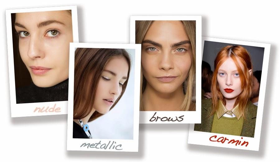 tendances maquillage Automne Hiver 2014 2015