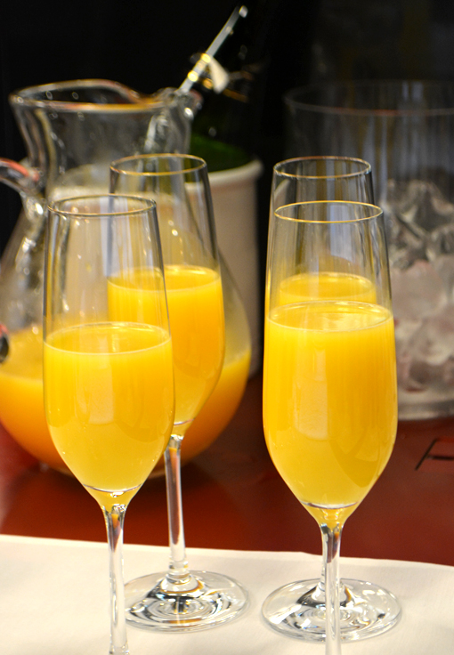 Bloggers-Only Champagne Brunch | The Cook's Warehouse