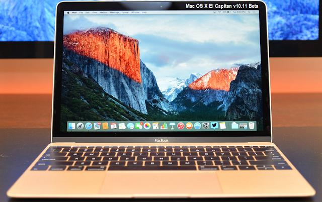 Mac OS X El Capitan 10.11 Beta