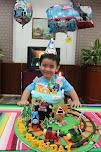 3-year old Lizam