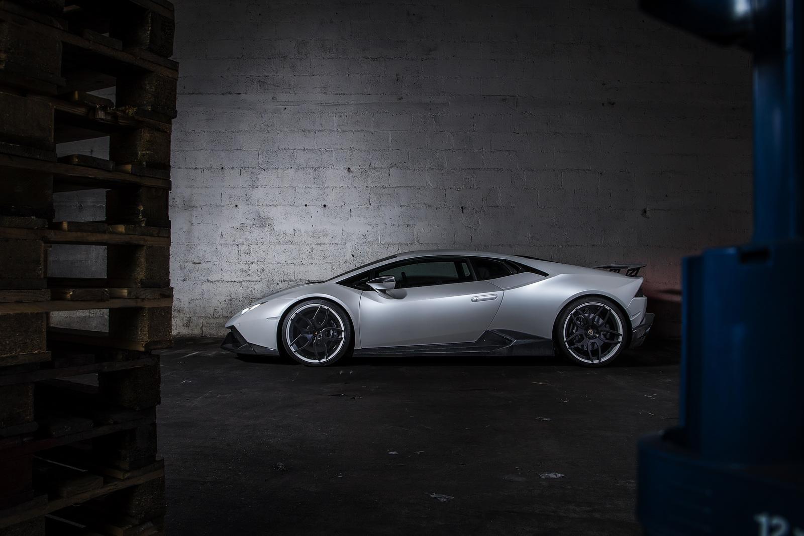 Novitec Torado Gives Lamborghini Huracan A Sexy Suit Of Aero Lingerie Carscoops