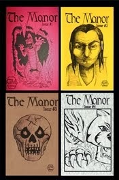Manors, Issues 1-4
