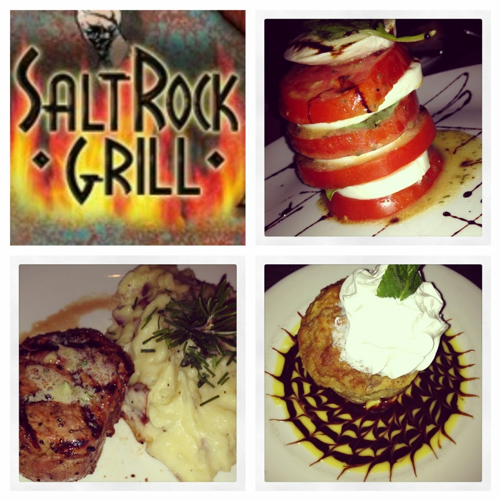 The Top 10 Local Restaurants in St Pete, FL - Places you should eat while visiting St Pete - Salt Rock Grill Indian Shore, FL