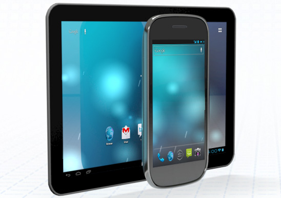 Android Ice Cream Sandwich on tablet leaked (Image)