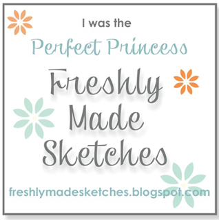 Freshly Made Sketches Princess