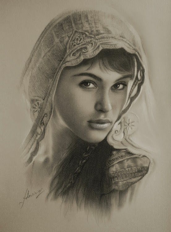 15-Gemma-Arterton-krzysztof20d-2b-and-8b-Pencils-Clear-Pastel-Celebrity-Drawings-www-designstack-co