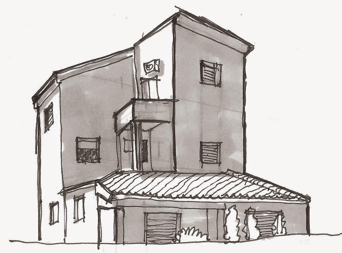 Urban sketchers sardinia maggio 2015 for Casa maggio