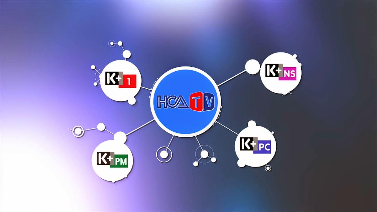 kênh K+ trên HCATV