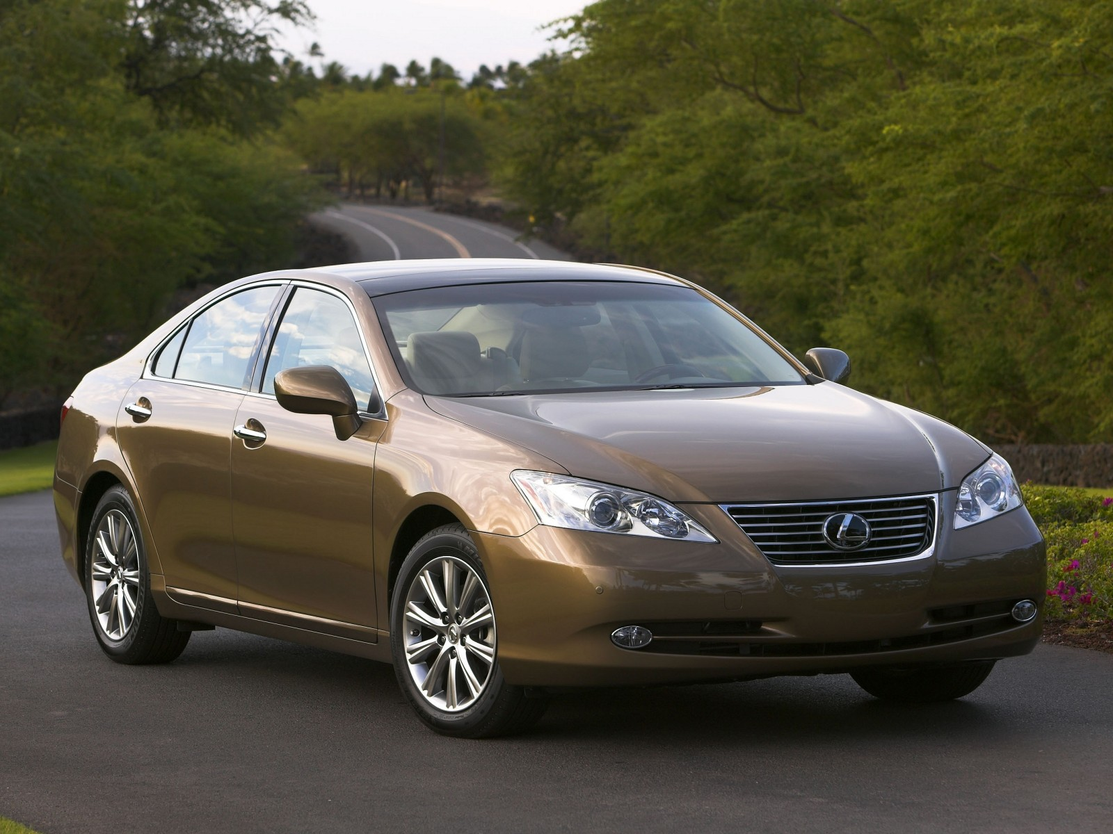 2009 lexus es 350 wallpapers pictures specifications. Black Bedroom Furniture Sets. Home Design Ideas