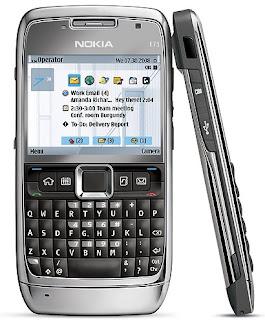 Download grátis manual do celular Nokia E71 em português