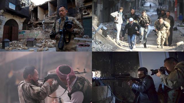 Fujimoto, Pelancong Perang di Syria